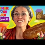 Old Woman Who Lived in a Shoe – Mother Goose Club Playhouse Kids Video