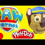 Paw Patrol Play Doh Surprises Paw Patrol Snacks on Shopkins