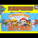 Paw Patrol Tool Box Surprises with Shopkins Season 5