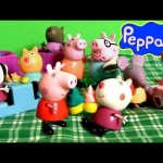 Peppa Pig Picnic Basket Play Doh | Cesta de Picnic Play Dough by DisneyCollector Toychannel