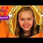 Peter, Peter, Pumpkin Eater – Happy Halloween! – Mother Goose Club Playhouse Kids Video
