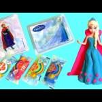 Play Doh Disney Frozen Anna Elsa Magiclip Design a Dress – Pâte à Modeler La Reine des Neiges Elsa