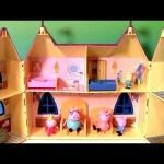 Play Doh Princess Peppa Pig Palace Playhouse Nickelodeon Juguete Palacio de la Princesa PlayDough