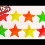 Play Doh Star Surprises Shopkins LPS Cars Frozen Toy Story