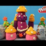 Play Doh Surprises! with TOYS Frozen Elsa, Anna, Olaf, Disney Frozen Chocolate Surprise Eggs Opening