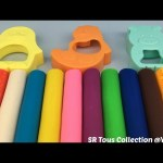 Playdough with Molds Fun for Kids