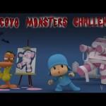 Pocoyo Halloween 2014: Monsters Contest