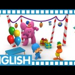 Pocoyo in English – Session 19 Ep. 21-24