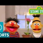 Sesame Street: Bert and Ernie Grow a Flower