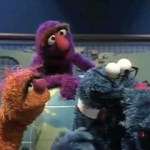 Sesame Street – Cookie Monster P.H.D. explains night and day