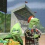 Sesame Street: Kermit Reports News On The Tortoise & Hare