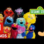 Sesame Street: Letter J (Letter of the Day)