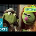 Sesame Street: News Flash! Kermit meets Rumplestiltskin