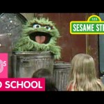 Sesame Street: Oscar Doesn't Want to Smile