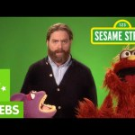Sesame Street: Zach Galifianakis is Nimble