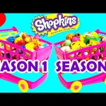 Shopkins Playsets Shopkins Season 1 and Season 2 in Playsets