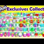 Shopkins Season 3 Exclusives Collection