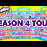 Shopkins Season 4 Collection Tour Toy Genie