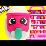 Shopkins Will Barrow Play Doh Surprise Egg Limited Edition Hunt Toy Genie