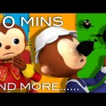Sing a Song of Sixpence | Plus Lots More Nursery Rhymes | From LittleBabyBum!