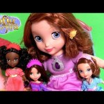 Sofia the First Bedtime Princess Slumber Party Talking Doll Disney Junior Channel by Disneycollector