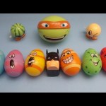 Spider-Man Surprise Egg Learn-A-Word! Spelling Handyman Words! Lesson 8