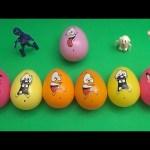 Star Wars Kinder Surprise Egg Learn-A-Word! Spelling Desert Words! Lesson 9