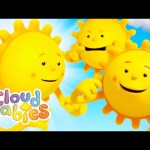 Sun Adventures With The Cloudbabies – 45 Mins Long!!