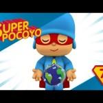 Super Pocoyo has become a Superhero for the environment