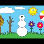 Surprise Egg Learn-A-Word! Learn the 4 Seasons! Lesson 4! (Teaching Letters Opening Eggs)