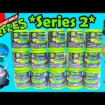 Teenage Mutant Ninja Turtles Mashems Series 2 Full Set