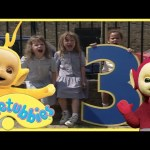 Teletubbies – Numbers 3 (Season 2, Episode 48 Full HD Episode)