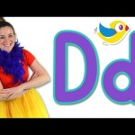 The Letter D Song – Learn the Alphabet