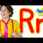 The Letter R Song – Learn the Alphabet