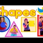 "The Shapes Song – Learn shapes (featuring Debbie Doo!) – ""Shapes are Everywhere"""