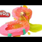 Toy Surprise Slime Egg out of Play Doh * DCTC Tutorial How To Video