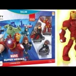 Unboxing Disney Infinity 2 Starter Pack Avengers Iron Man Thor Black Widow