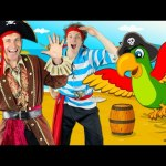We are the Pirates – Kids Pirate Song | Songs for Children