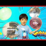 WUBBLEX ANTI GRAVITY BALL Toys Balloons for kids As Seen on TV family fun playtime Ryan ToysReview