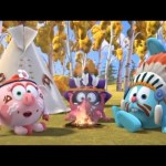 Смешарики – Новые приключения – Симулянты (Премьера)