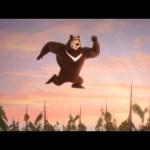 Маша и медведь – Неуловимые Мстители (Кровать – Батут)