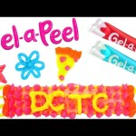 Gel-a-Peel NEON Kit * Gel Pizza Jewelry * Gel Earrings * Gel Bracelets * DCTC