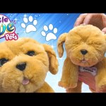Snuggles My Dream Puppy * Little Live Pets New Interactive Realistic Toy Dog by DCTC