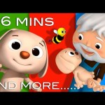 Bingo | Part 2 | Plus Lots More Nursery Rhymes | From LittleBabyBum!