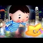 Twinkle Twinkle Little Star | Part 4 in Hong Kong | Nursery Rhymes | by LittleBabyBum!