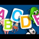 ABC Song | Jumping Zee Version | Nursery Rhymes | Original Song by LittleBabyBum!