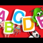 ABC Song | Jumping Zed Version | Nursery Rhymes | Original Song by LittleBabyBum!