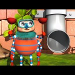Itsy Bitsy Spider | Nursery Rhymes | by LittleBabyBum!