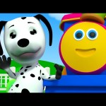 Bob The Train | Bingo | Dog Song | Nursery Rhymes For Children | Kids TV