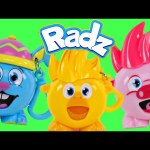 New RADZ Easter Edition + Barnyard Candy Radz Toys | Make Bunny Shopkins |